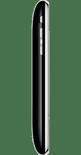 Apple iPhone 3GS 16GB Black side