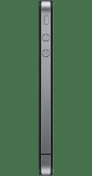 Apple iPhone 4 32GB Black back