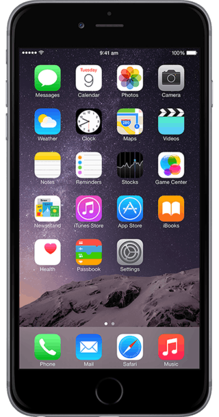iPhone 6 Plus 16GB Grey