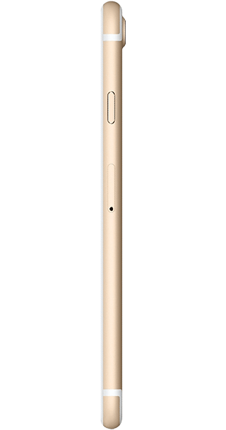 Apple iPhone 7 32GB Gold side