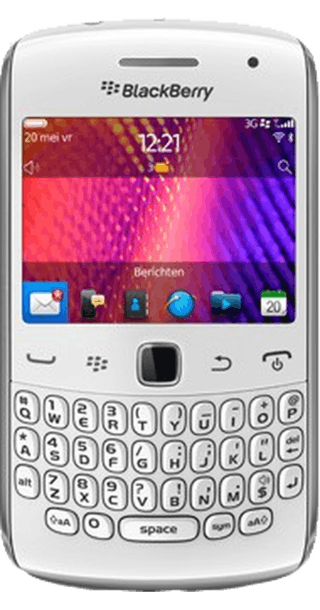 BlackBerry Curve 9360 White front