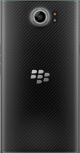 BlackBerry Priv 32GB Black back