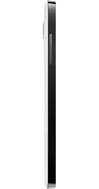 Google Nexus 5 White side