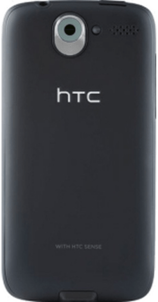 HTC Desire Black back