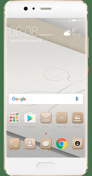 P10 64GB Gold