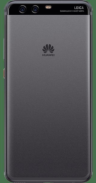 Huawei P10 Plus Black back