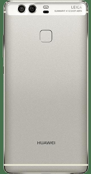 Huawei P9 32GB Silver back