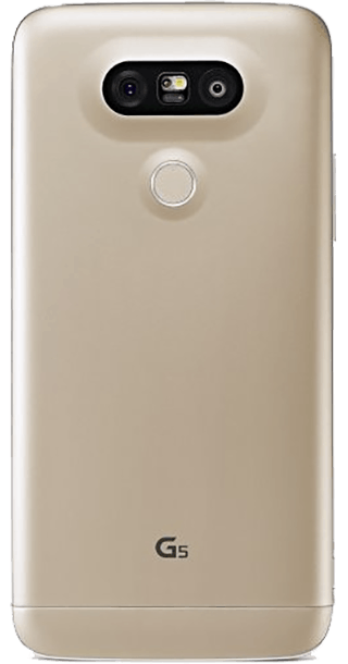 LG G5 32GB Gold back