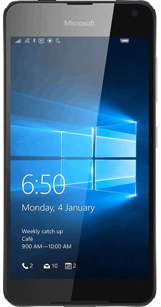 Lumia 650 16GB Black
