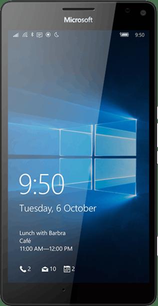Lumia 950 XL 32GB White