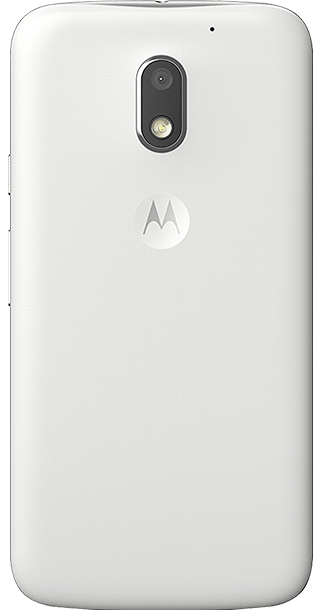 Moto E3 8GB White