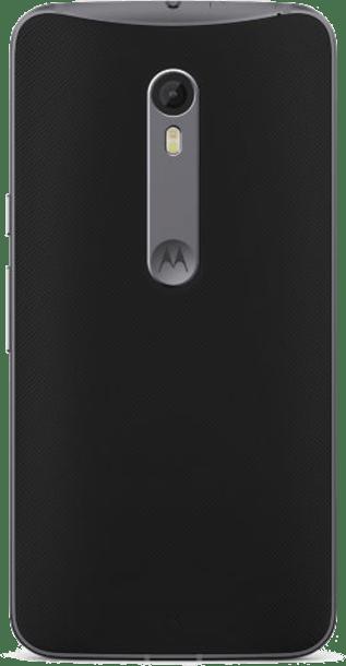 Motorola Moto X Style 32GB Black back