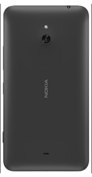 Nokia Lumia 1320 back