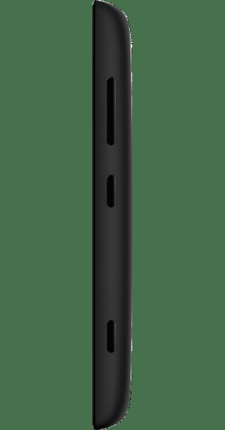 Nokia Lumia 520 side
