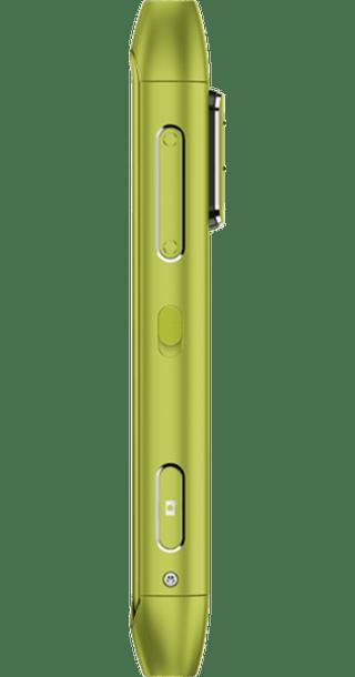 Nokia N8 Green side
