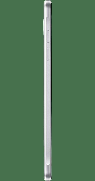 Samsung Galaxy A3 2016 White side