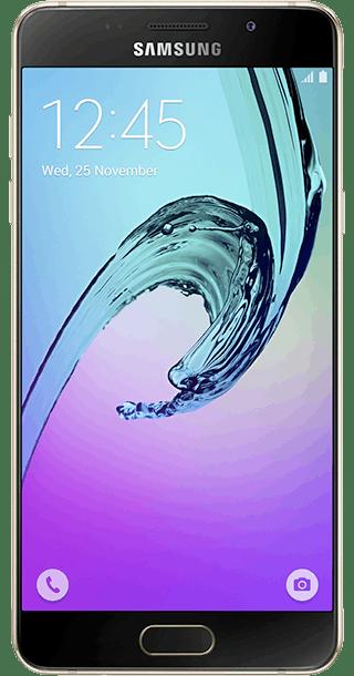 Galaxy A5 2016 Gold