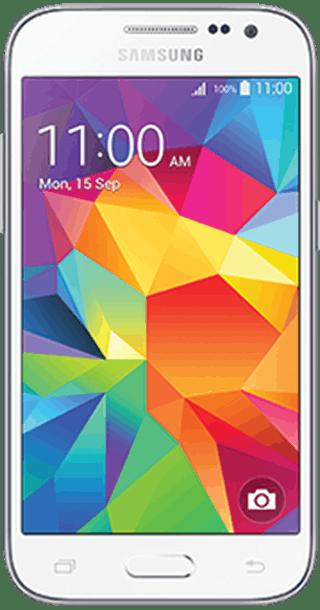 Galaxy Core Prime White