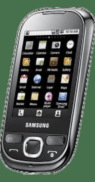 Samsung Galaxy Europa i5500 back