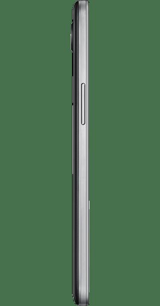 Samsung Galaxy Mega side