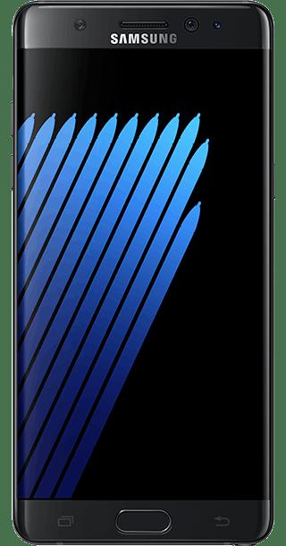 Galaxy Note 7 Black
