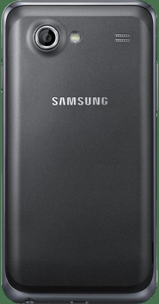 Samsung Galaxy S Advance back