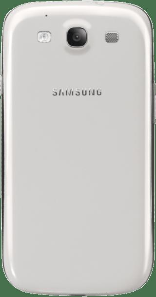 Samsung Galaxy S3 32GB White back