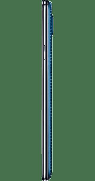 Samsung Galaxy S5 16GB Blue side