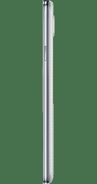 Samsung Galaxy S5 16GB White side