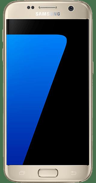Samsung Galaxy S7 32GB Gold front