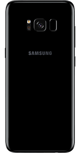 Galaxy S8 64GB Midnight Black