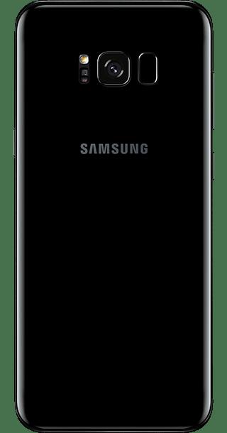 Galaxy S8 Plus 64GB Midnight Black