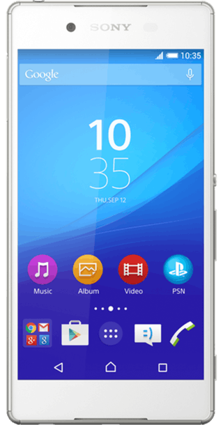 Xperia Z3 Plus Green