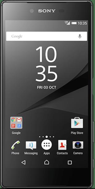 Sony Xperia Z5 Premium front
